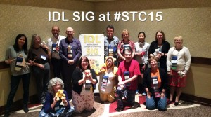 IDL SIG @ STC 15