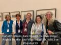 18 Carla Christiano Kate Goggin Carolyn Klinger Angela Trenkle and Viqui Dill of STC WDCB at Conduit19
